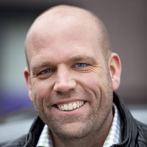Ridder de Vries, management consultant Carpos